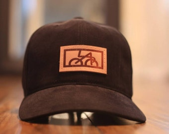 L dot A bicycle (black
