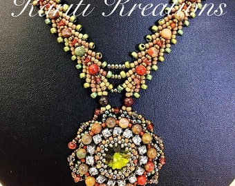 Harvest Blossom Necklace