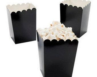 25 mini popcorn boxes