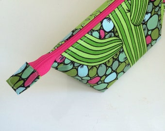 Cacti Cosmetic Make-up Bag/ Pencil Case / Pouch