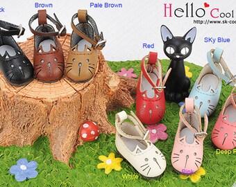 Blythe Pullip Cute Kitten Mini Shoes【11-Series】