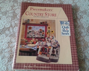 Country Inspired Quilt Patterns and Recipe Book