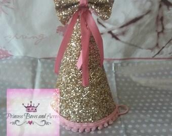 Birthday Hat full of sparkle