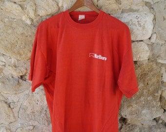 Vintage Marlboro Cigarettes T Shirt
