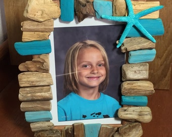 Hawaii Driftwood Picture Frame