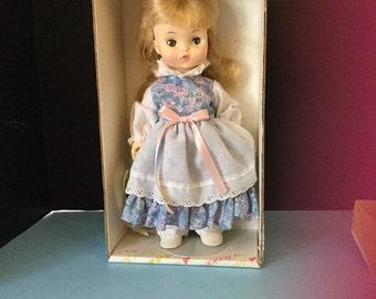 Effanbee Punkin doll c1980 eleven inches