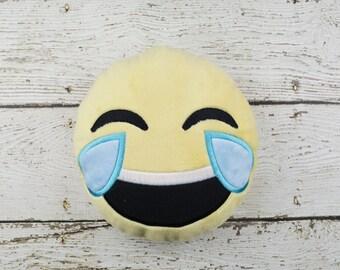 Tears of Joy Emoji Plushie