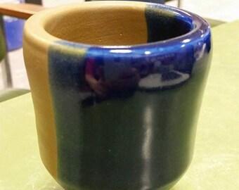 Nox Blue/Mustard Ash Cup