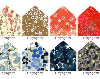 25 Pack of Japanese Pattern 28lb. Text A8 Envelope Liners