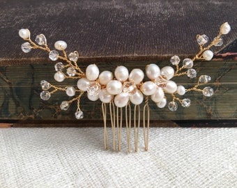 Bridal hair comb, wedding hair comb, bridal headpiece, bridal hair piece, bridal hair accessories, wedding comb, haircomb