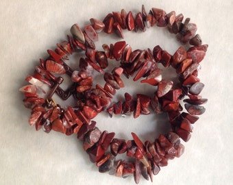 Poppy Jasper Handmade Necklace