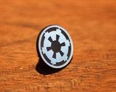 Star Wars Imperial Cog Pin Palpatine Sith Emperor Darth Vader New Order Imperium Jedi FIrst Order Kylo Ren Dark Side 501st Death Star