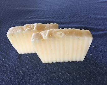 Coconut Cream vegan cold processed soap