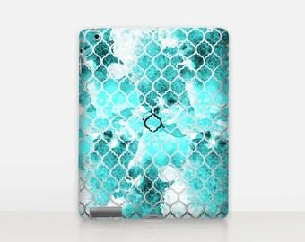 Mermaid Transparent iPad Case For - iPad 2, iPad 3, iPad 4 - iPad Mini - iPad Air - iPad Mini 4 - iPad Pro