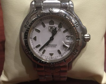 TAG HEUER Professional 200m Stainless Steel Quartz Gents' Watch