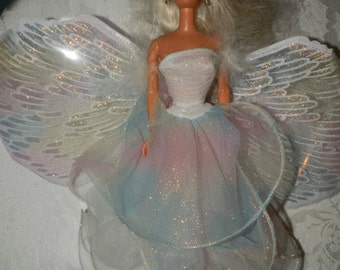 Barbie Dolls with Movable Beautiful Wings Vintage