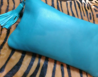 The EveryDay Clutch - Leather
