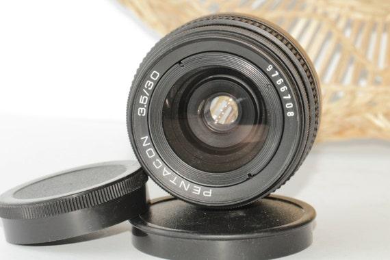 Lens, Pentacon 3.5/30 , M 42 Germany ж