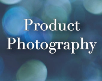Product Photography, White or Black Background Product Photos, Professional Photographic and Design Services