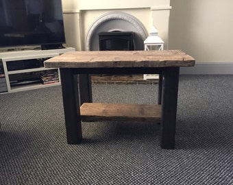 Handmade bespoke reclaimed table