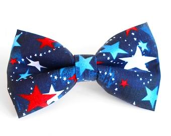 Stars Bow Tie