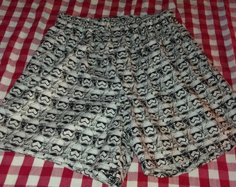 Stormtrooper Boxers! Only 1 made! *Size M/L*