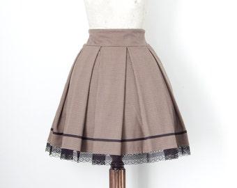 "Classic Lolita Skirt ""Old School"""