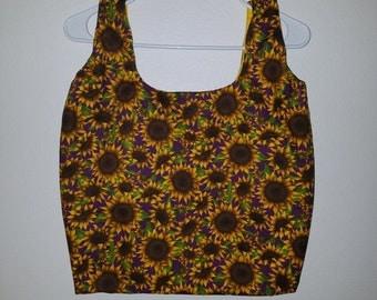 Sunflower Reusable Shopping/Market Bag