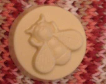 Cancer Support Goats Milk soap Gift Baby Bumble Bee