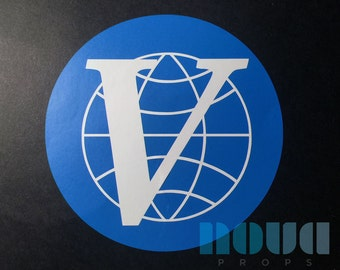 Venture Bros. Venture Industries vinyl decal - Inspired by The Venture Brothers -Adult swim