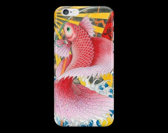 Betta iPhone case