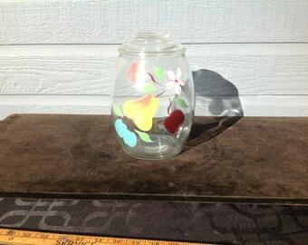 Vintage cookie jar Bartlett