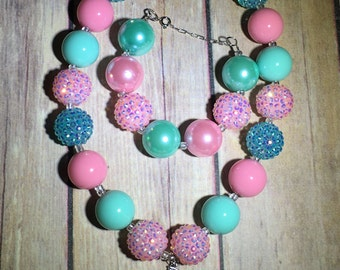 Kids Necklace/bracelet set