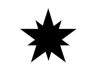 Ansteorran Star Decal