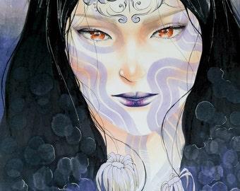 Goddess of Dreams (original)