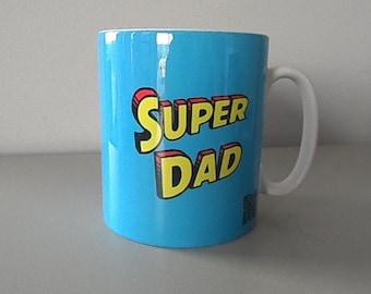 Ceramic Fathers Day Mug