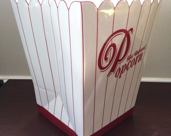 Rare William Sonoma Buttered Popcorn Bucket