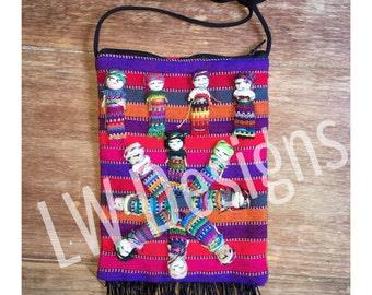 Mexican toddler purse