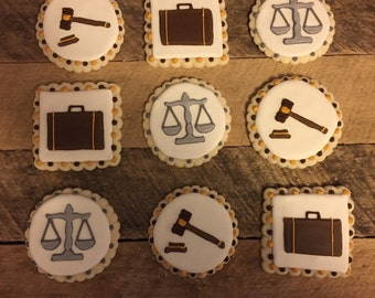 Law Office Cookies