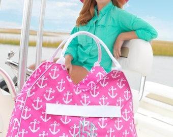 Anchor beach bag | Etsy