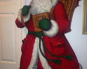 Santa, Santa Wall hanger