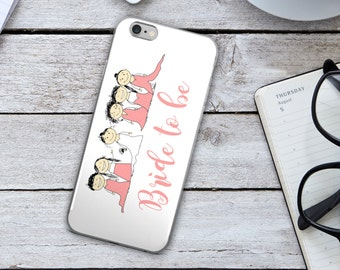 Bride To Be Iphone Case - Bride To Be - Here Comes The Bride - Bride Iphone Case - Funny Iphone Case - Wedding Iphone Case - Wedding