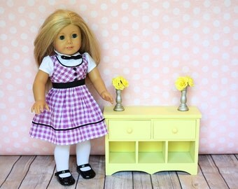 Console Table for American Girl