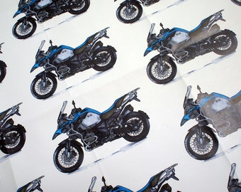 "Shop ""motorcycle gifts"" in Craft Supplies & Tools"