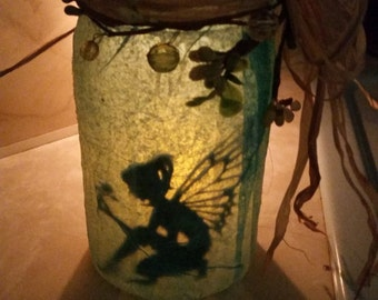 Fairy Lantern, Night light! Home accent!