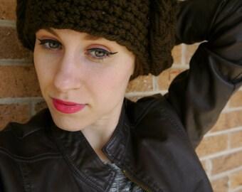 Princess Leia (Star Wars) Crochet Hair Bun Hat