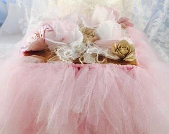 Ballerina Base For Centerpieces - Ballerina Tutu Base - Ballerina Centerpiece More Height - Customized