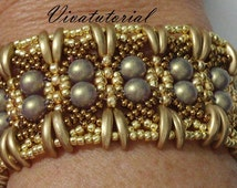 Tutorial- Hampshire Bracelet