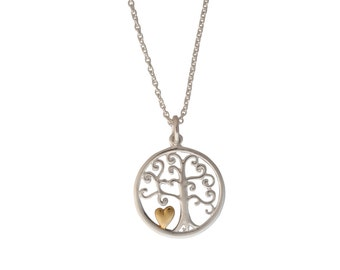 Tree of Life Necklace, Tree of Life, Christian Jewelry