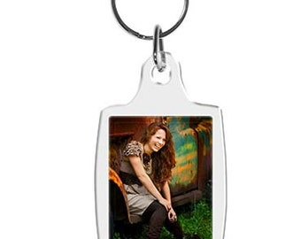 Acrylic Key Chain (Custom Photo)